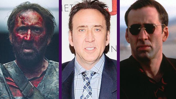 Nicolas Cage interpretará dos versiones de sí mismo y recreará algunos de sus antiguos papeles en The Unbearable Weight of Massive Talent. (Imagen: © RLJE Films / Nicholas Hunt - Gtres / Buena Vista International)