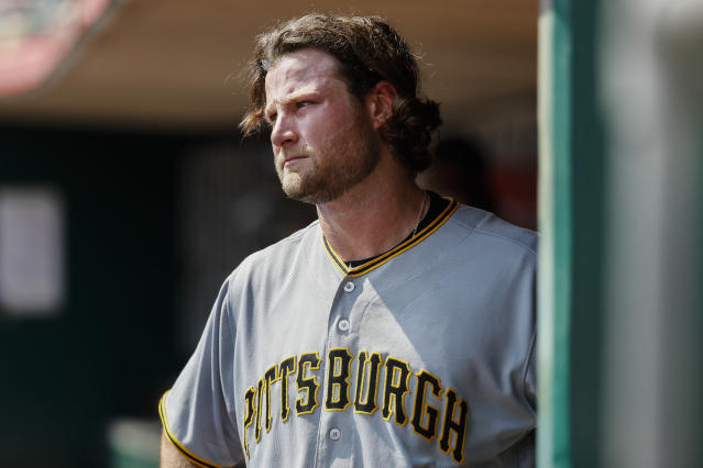 Gerrit Cole appreciates being with a team that is focused on winning. (AP Photo)