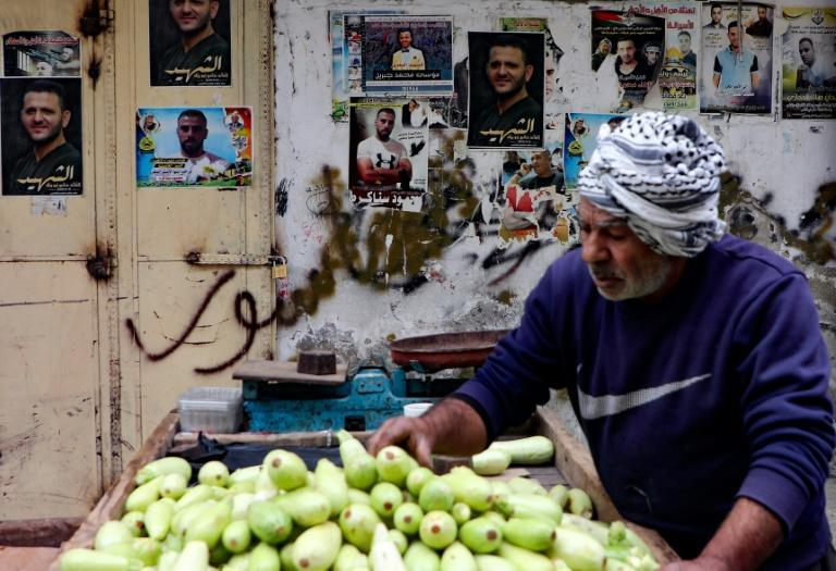 In refugee camps, Palestinians prepare for post-Abbas ...