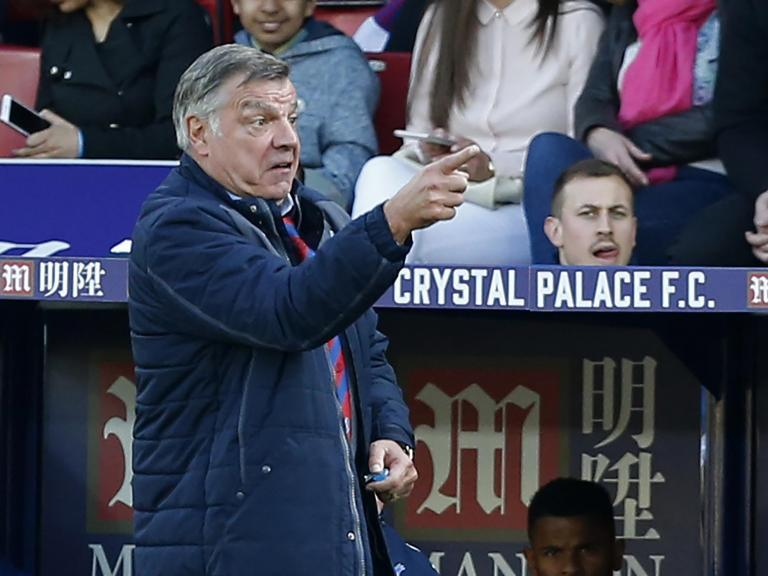 Sam Allardyce rues refereeing decisions as Crystal Palace's patched-up defence fails to keep out Burnley