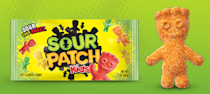 """<p><strong>Sour Patch Kids</strong></p><p>Originally called """"Mars Men,"""" these little guys have been sour-then-sweet for decades —and have even <a href=""""https://go.redirectingat.com?id=74968X1596630&url=http%3A%2F%2Fwww.oldtimecandy.com%2Fwalk-the-candy-aisle%2Fsour-patch-kids%2F&sref=https%3A%2F%2Fwww.countryliving.com%2Ffood-drinks%2Fg3519%2Fcandy-came-out-year-you-were-born%2F"""" rel=""""nofollow noopener"""" target=""""_blank"""" data-ylk=""""slk:inspired a few UFO sightings"""" class=""""link rapid-noclick-resp"""">inspired a few UFO sightings</a>. </p>"""