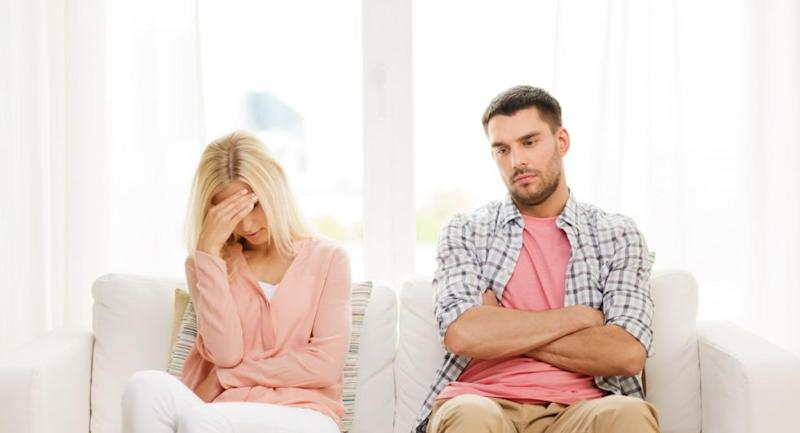 Men and women deal with break-ups differently. Source: Getty