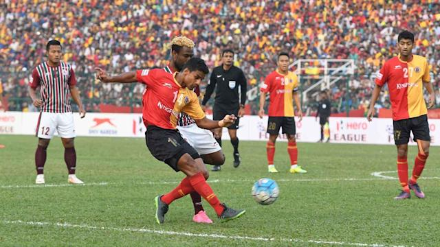 After joining Mohun Bagan, Mehtab Hossain lashed out at a section of East Bengal fans who had abused him on social media....