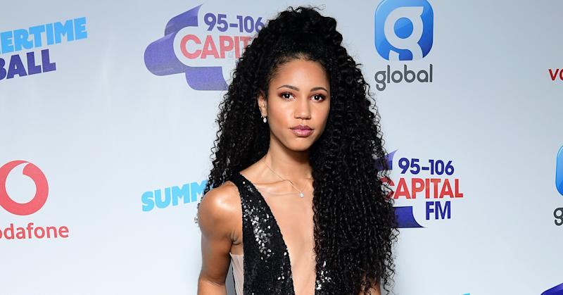 Vick Hope is a Capital FM DJ.
