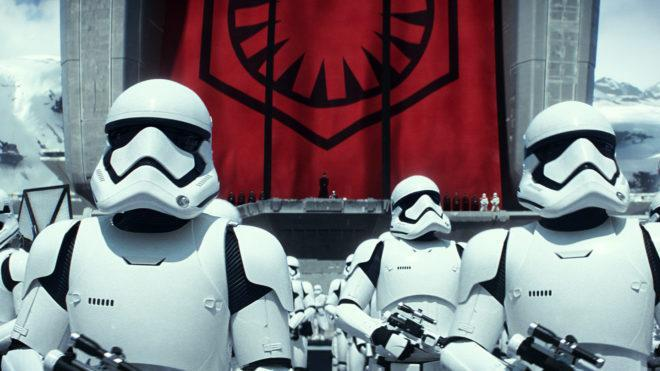 The First Order from <em>Star Wars: The Force Awakens</em> (Lucasfilm)