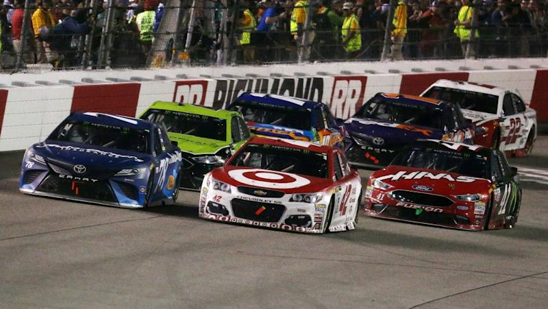NXS: Christopher Bell wins Playoff Opener at Richmond Featured