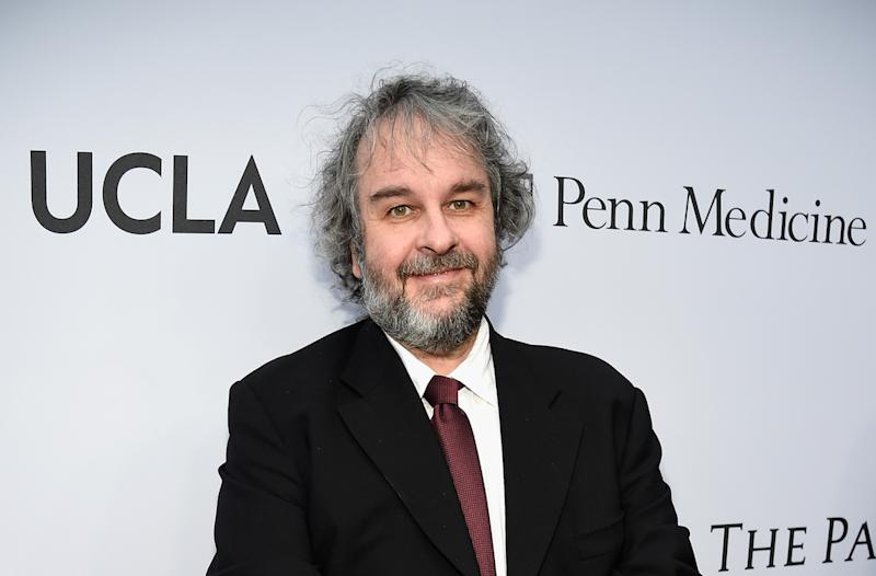 Peter Jackson (Photo by Kevin Mazur/Getty Images)