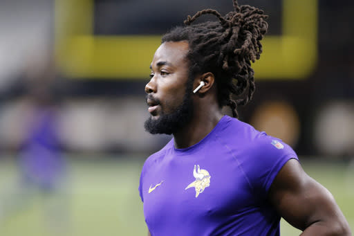 Vikings sign RB Dalvin Cook to 5-year, $63M extension
