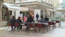 Portugal reopens cafe terraces