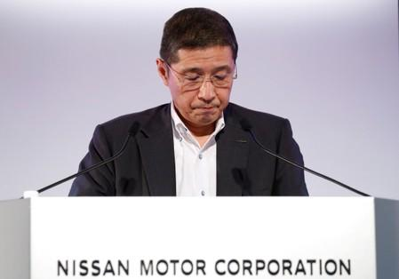 Nissan's Saikawa says he wants to 'pass the baton' as soon as possible - Nikkei