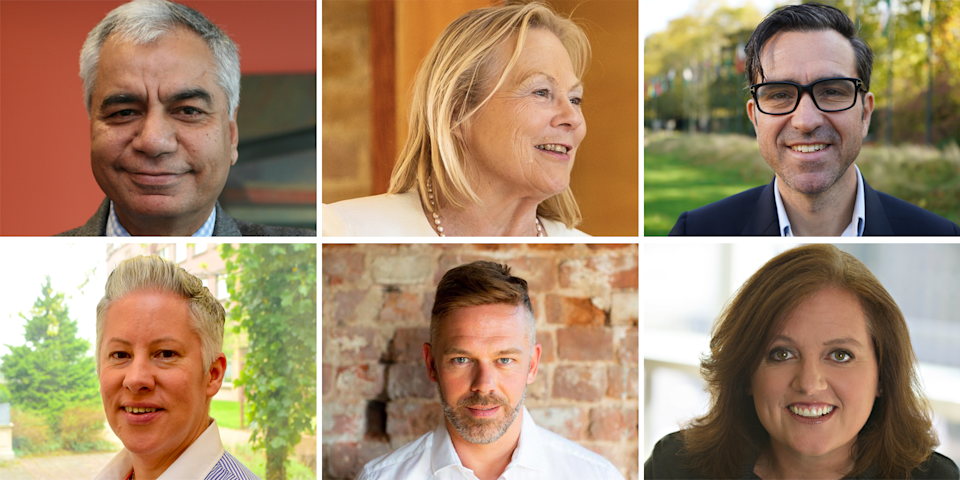 The OUTstanding Top 30 LGBT+ Public Sector Leaders 2019. Photo: INvolve/OUTstanding