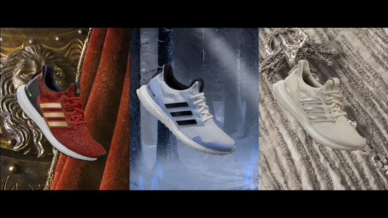 Adidas Just Launched Game of Thrones Inspired Sneakers—and