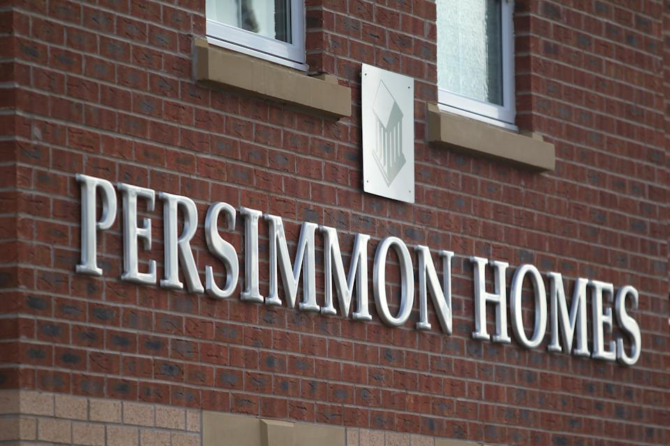 Persimmon has put aside £75m for cladding safety costs. Photo: Mike Egerton/PA via Getty