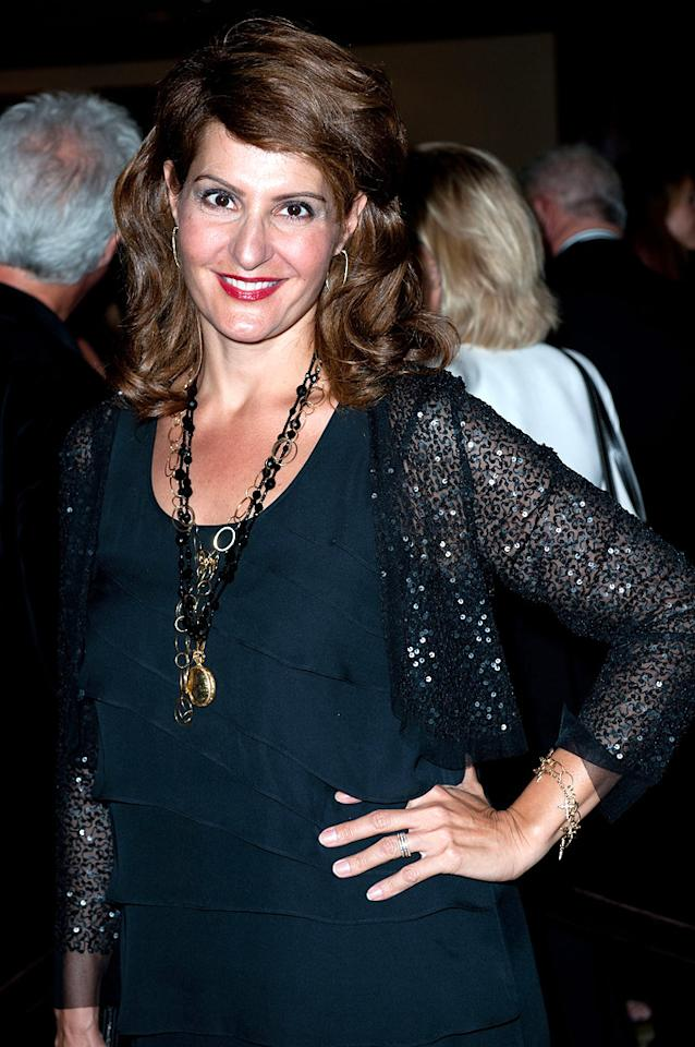 "September 24: Nia Vardolos (""My Big Fat Greek Wedding"") turns 49. Allen Berezovsky/<a href=""http://www.wireimage.com"" target=""new"">WireImage.com</a> - September 12, 2011"