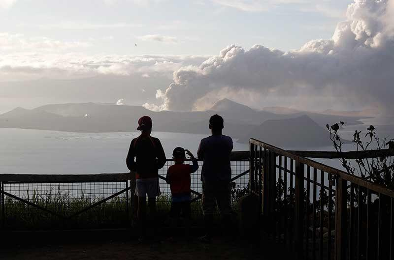 Taal Volcano Island to be declared 'no man's island'