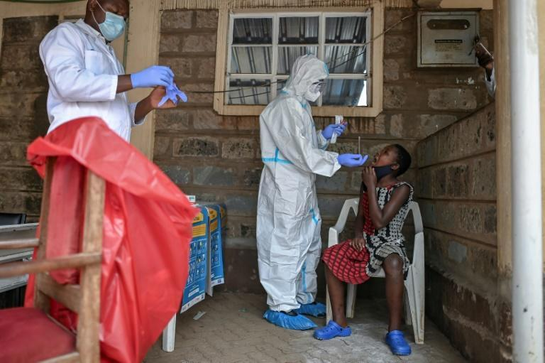 Africa's populations have so far been less badly hit by the pandemic than other regions when it comes to total number of cases and deaths