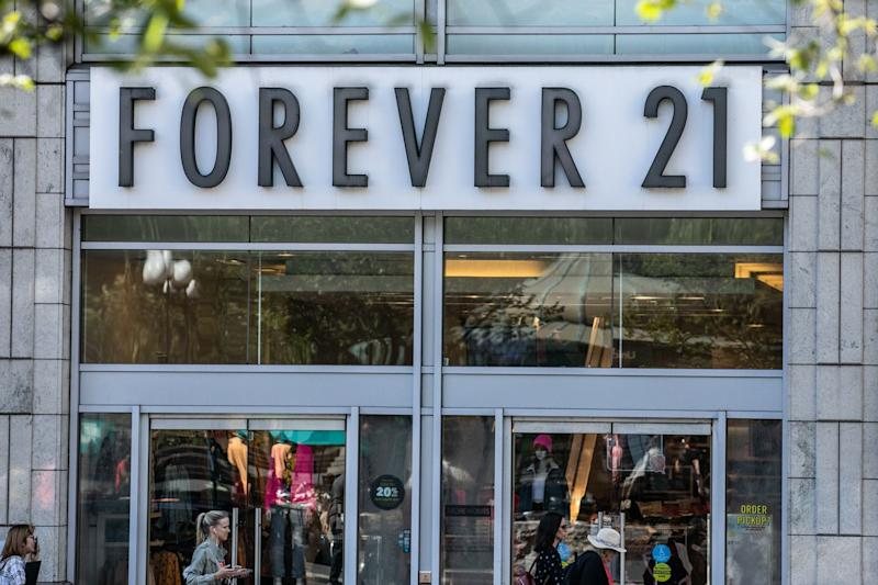 Forever 21 Plans to Close About 60 Fewer StoresAfter Rent Cuts