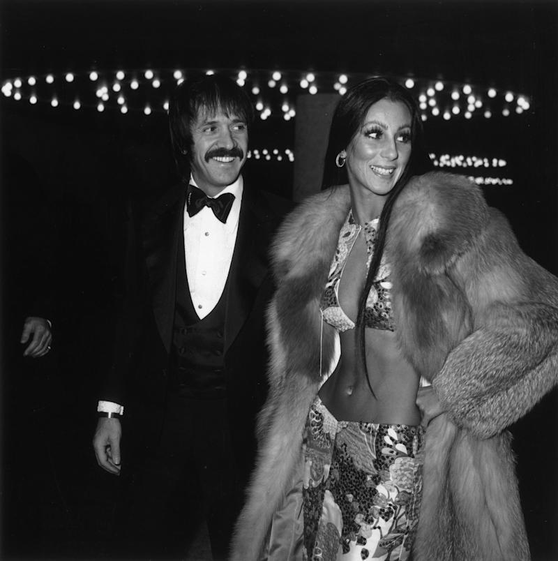 Cher (with Sonny Bono), 1973