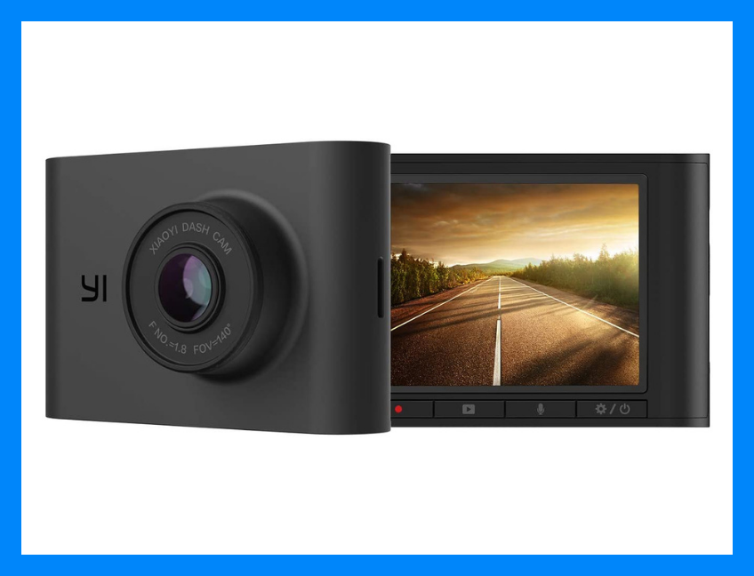 Keep your eyes — and this cam — on the road. (Photo: Amazon)
