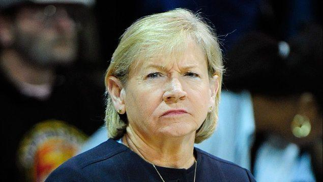 Ex-UNC women's basketball coach charged in pedestrian death