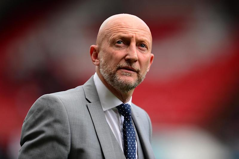 Furious | Ian Holloway called out his players after a fourth loss on the trot: Getty Images