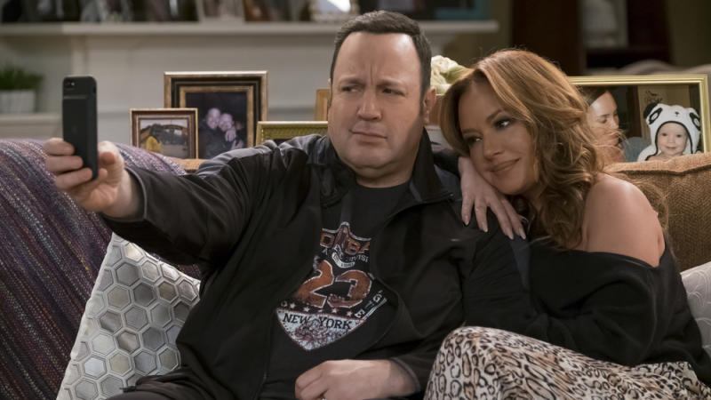 """Kevin Can Wait"": Kevin James wird Witwer - für Leah Remini?"