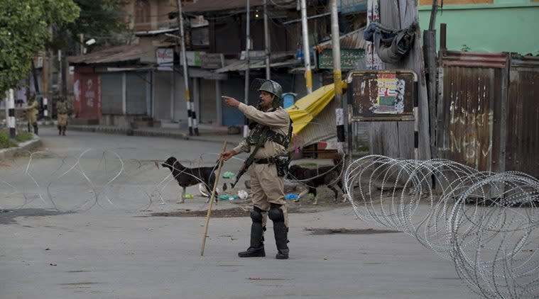 Jammu kashmir news, kashmir article 370, kashmir times, kashmir restrictions, kashmir newspaper, kashmir media, kashmir curfew