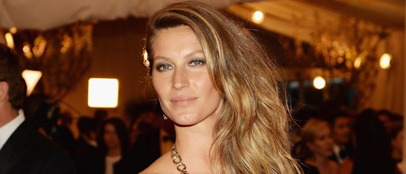 Gisele Goes Pantsless In Thigh-High Boots For Latest Shoot [PHOTOS]