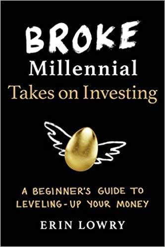 <p>As a part of the Broke Millennial series, the <span><b>Broke Millennial Takes On Investing: A Beginner's Guide to Leveling Up Your Money</b></span> ($13) specifically focuses on investing rather than an overall money management guide. This is your go-to guide for learning the terminology and what it means to invest as a millennial in today's environment and concerns. </p>
