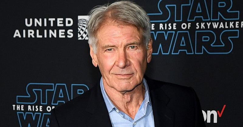 Harrison Ford Thought J J Abrams Was Kidding When He Was Asked Back For Rise Of Skywalker