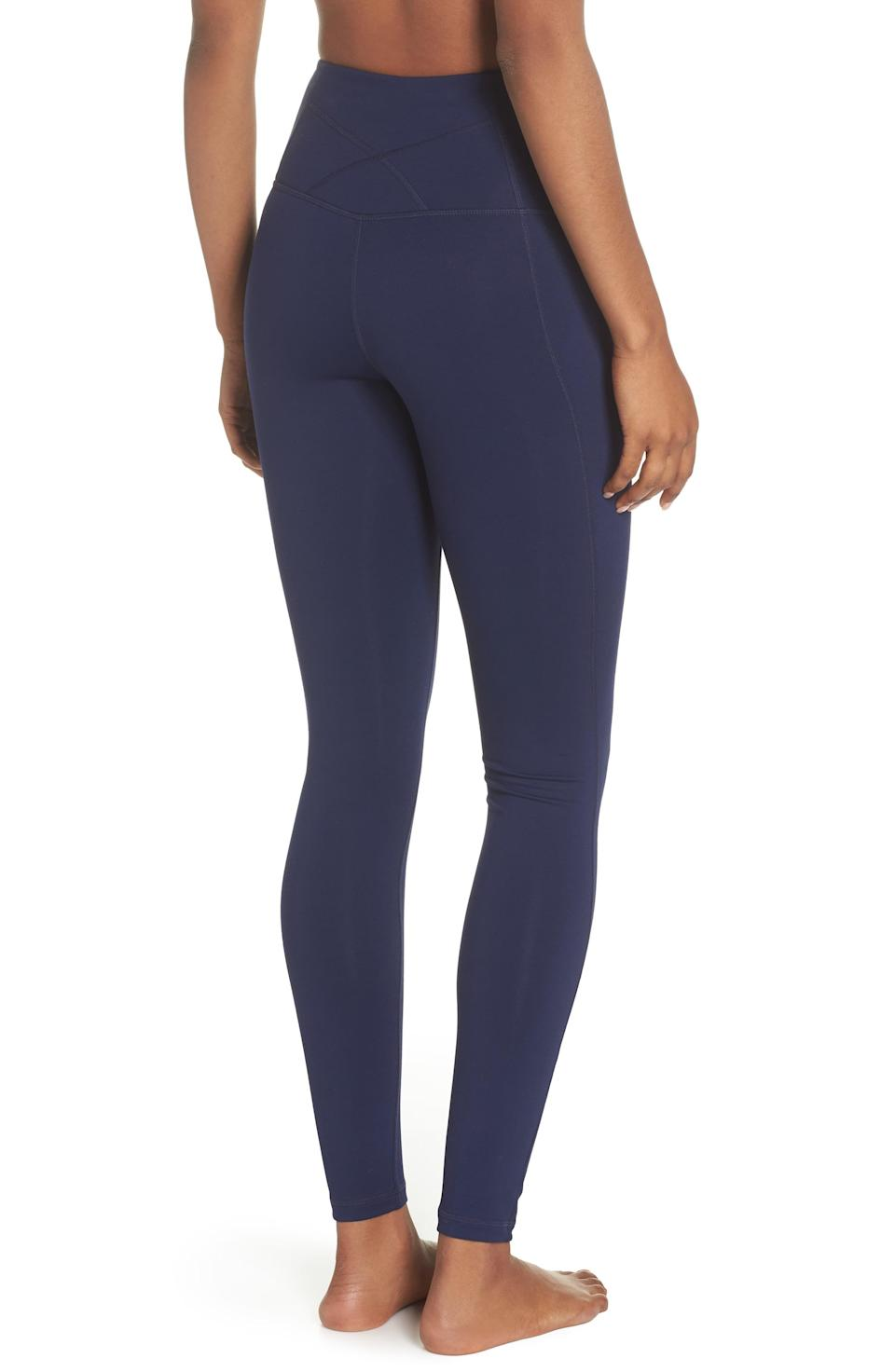 """<p><strong>ZELLA</strong></p><p>nordstrom.com</p><p><strong>$38.90</strong></p><p><a href=""""https://go.redirectingat.com?id=74968X1596630&url=https%3A%2F%2Fwww.nordstrom.com%2Fs%2Fzella-live-in-high-waist-leggings%2F4312529&sref=https%3A%2F%2Fwww.womenshealthmag.com%2Flife%2Fg33415769%2Fnordstrom-anniversay-sale-preview%2F"""" rel=""""nofollow noopener"""" target=""""_blank"""" data-ylk=""""slk:Shop Now"""" class=""""link rapid-noclick-resp"""">Shop Now</a></p><p>Need a new pair of moisture-wicking workout leggings. These Zella high-waist leggings are also on sale along with a few others. </p>"""