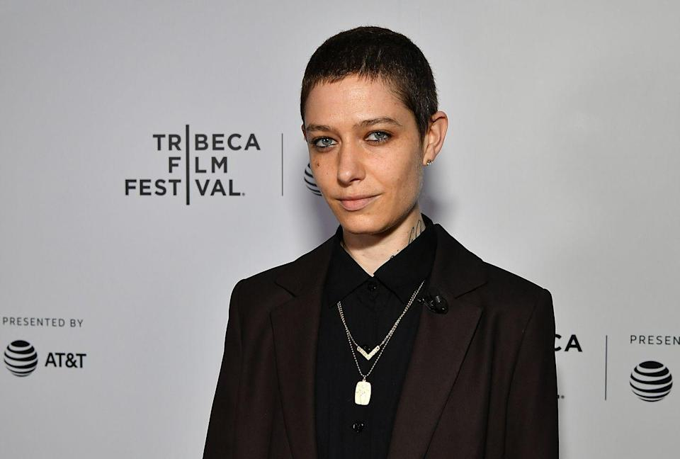 "<p>In an <a href=""https://www.thecut.com/2019/06/asia-kate-dillon-billions-john-wick.html"" rel=""nofollow noopener"" target=""_blank"" data-ylk=""slk:interview with The Cut"" class=""link rapid-noclick-resp"">interview with <em>The Cut</em></a>, the <em>Billions</em> and <em>Orange Is the New Black </em>star ""tried coming out as a lesbian, but that didn't feel quite right, nor did saying they were bisexual. They now identify as pansexual, saying they are 'a human being who is attracted to other human beings.'""</p>"
