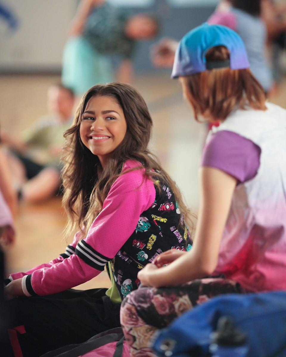 """<p>A young teen discovers she has the ability to make boys bend at her every command when she downloads a mysterious app on her phone in this Disney special. Watch <strong><a href=""""https://www.netflix.com/title/70306702"""" class=""""link rapid-noclick-resp"""" rel=""""nofollow noopener"""" target=""""_blank"""" data-ylk=""""slk:Zapped"""">Zapped</a></strong> on Netflix now.</p>"""