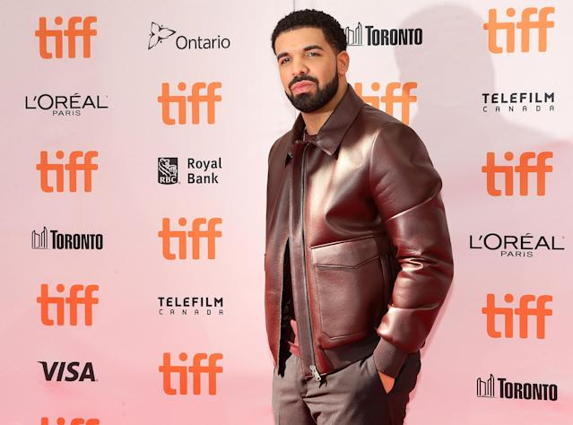 Drake, at the Toronto International Film Festival on Sept. 9, 2017, confirms on his new album that he has a child. (Photo: Steve Russell/Toronto Star via Getty Images)