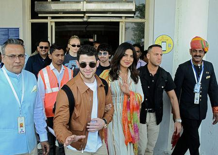 Which Celebs Are Going to Be at Nick Jonas & Priyanka Chopra's Wedding?