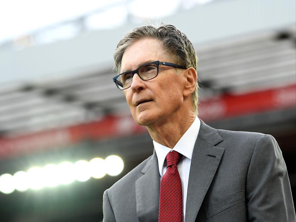 Liverpool owner John W Henry (Getty Images)