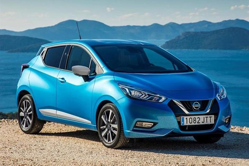 Up to date: the daring styling gives the Micra a purposeful and determined look, and it is fluid and fun to drive