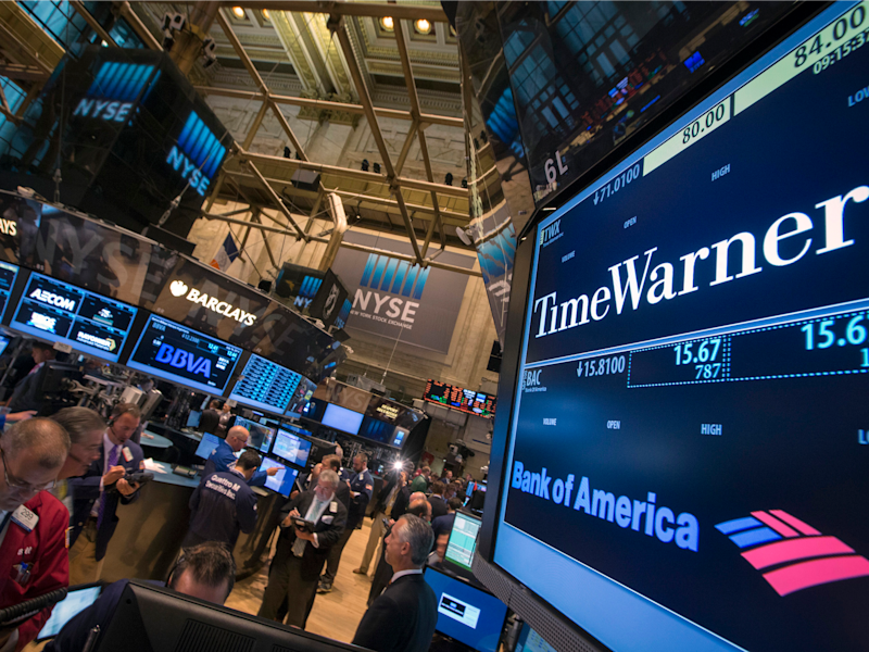 Time Warner Inc. (NYSE:TWX) Drops into Oversold RSI Range