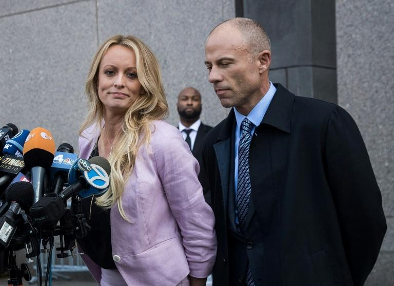 Michael Avenatti shot to fame as the lawyer for Stormy Daniels -- although the adult film star announced earlier this month she was dropping his services