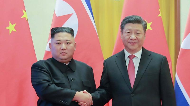 Xi hails 'irreplaceable' friendship with North Korea ahead of Pyongyang visit