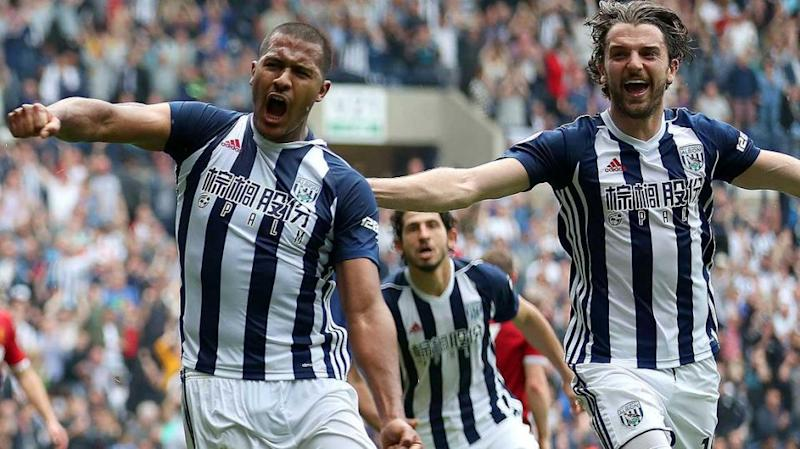 Baggies fight back for the draw. Pic: Getty