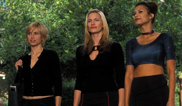 <p>To be fair, this action series about female criminals-turned-government-agents (Natasha Henstridge, Kristen Miller and Natashia Williams) was always headed for syndication, but NBC did air four episodes during its primetime schedule in an effort to seduce viewers. (Premiered July 12, 2002)<br><br>(Photo: MGM TV) </p>
