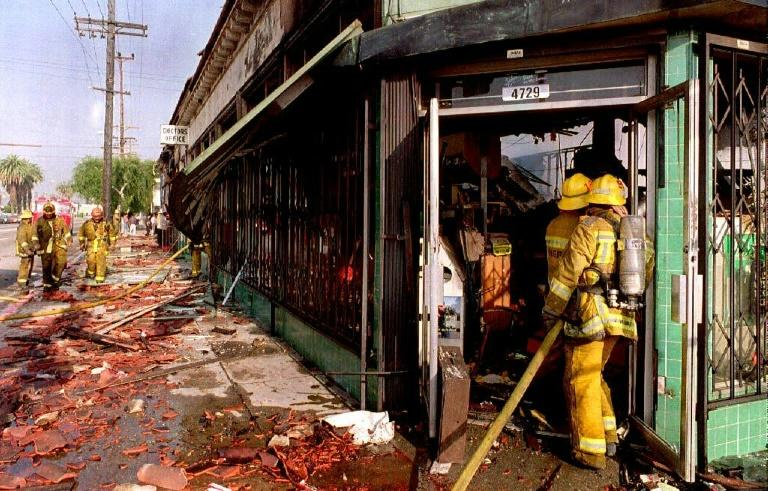 For six days in 1992 Los Angeles was engulfed in a fireball of rage as decades of pent-up anger exploded into some of the worst riots in US history