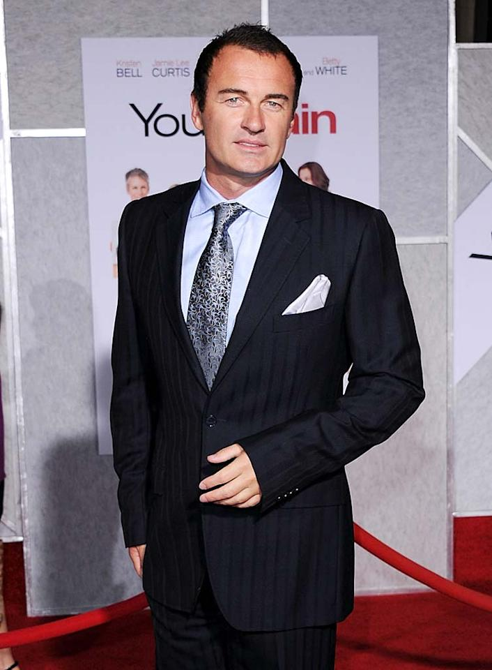 "Did you know that ""Nip/Tuck"" actor Julian McMahon is the son of former Australian Prime Minister Sir William McMahon? Jon Kopaloff/<a href=""http://filmmagic.com/"" target=""new"">FilmMagic.com</a> - September 22, 2010"