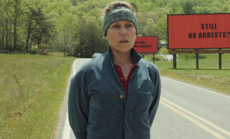 See Frances McDormand, Woody Harrelson Spar in 'Three Billboards' Trailer