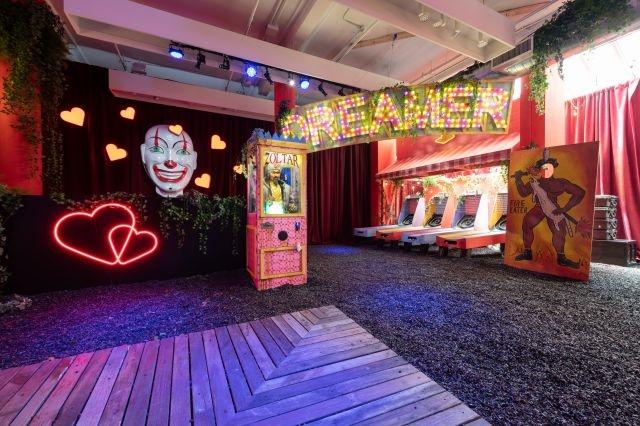 Coach has opened an interactive pop-up in New York