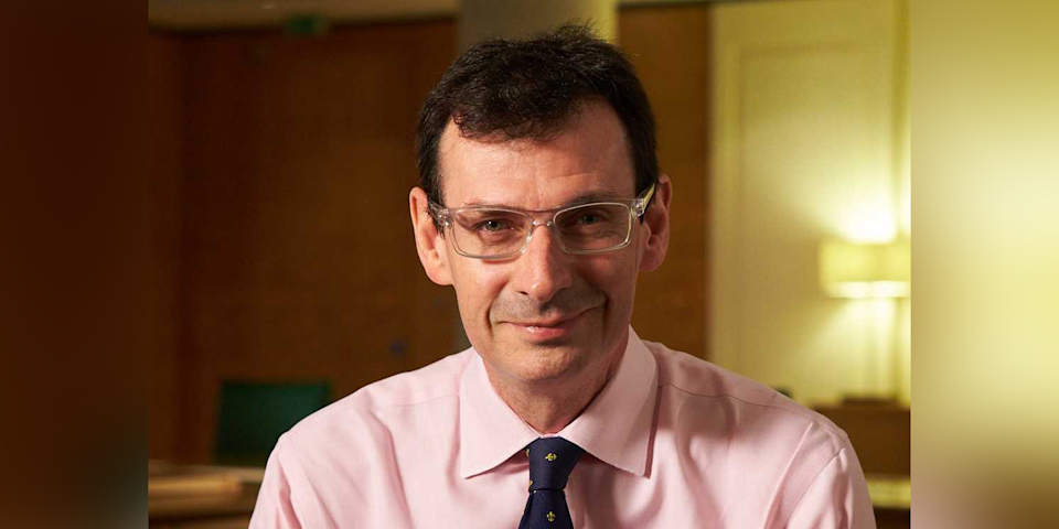 21) Alan Haywood, Head of Group Strategy, BP. Photo: BP