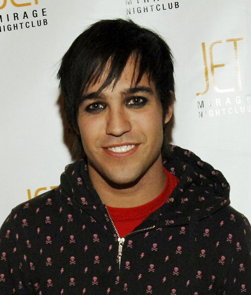 Pete Wentz (Photo by Denise Truscello/WireImage)