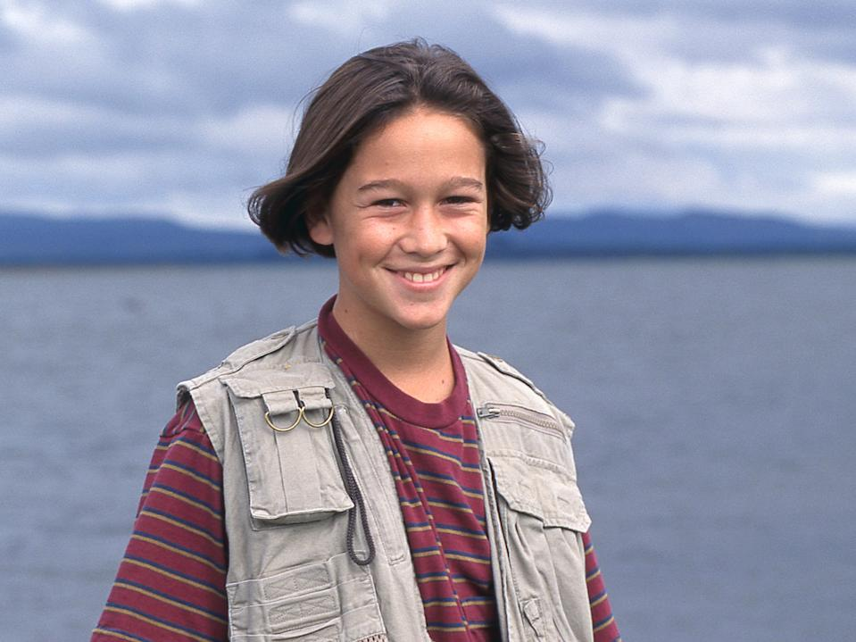 Joseph Gordon-Levitt in 1994.