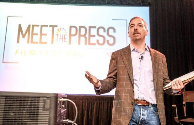 Chuck Todd Focuses on Expanding the 'Meet the Press' Brand in the 21st Century News Cyclone